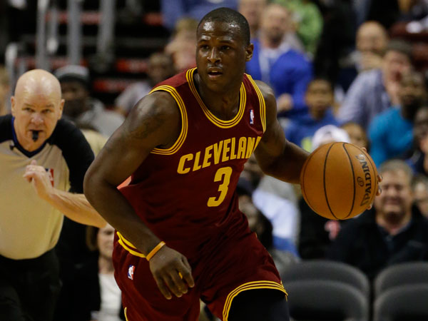 Dion Waiters of the Cavaliers. (Matt Slocum/AP)