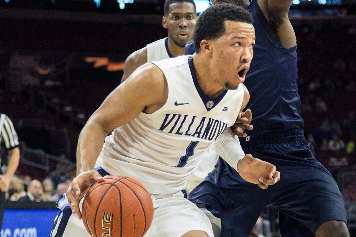 Gifted freshman Jalen Brunson lifts Villanova's hopes