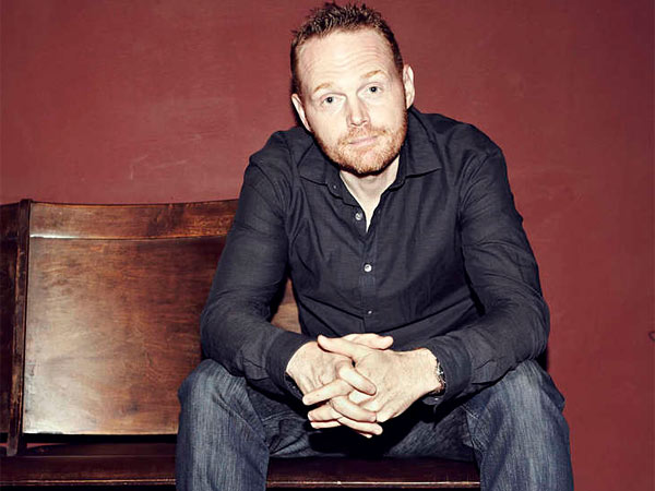 Caption: Bill Burr, comic, actor, radio guy and angry fella, comes to the Tower Theater Saturday.<br />