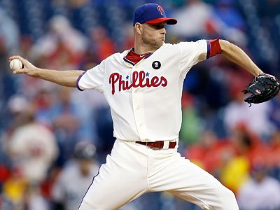 The Phillies will likely get a first-round pick for Madson under the new collective bargaining agreement. (Yong Kim/Staff file photo)