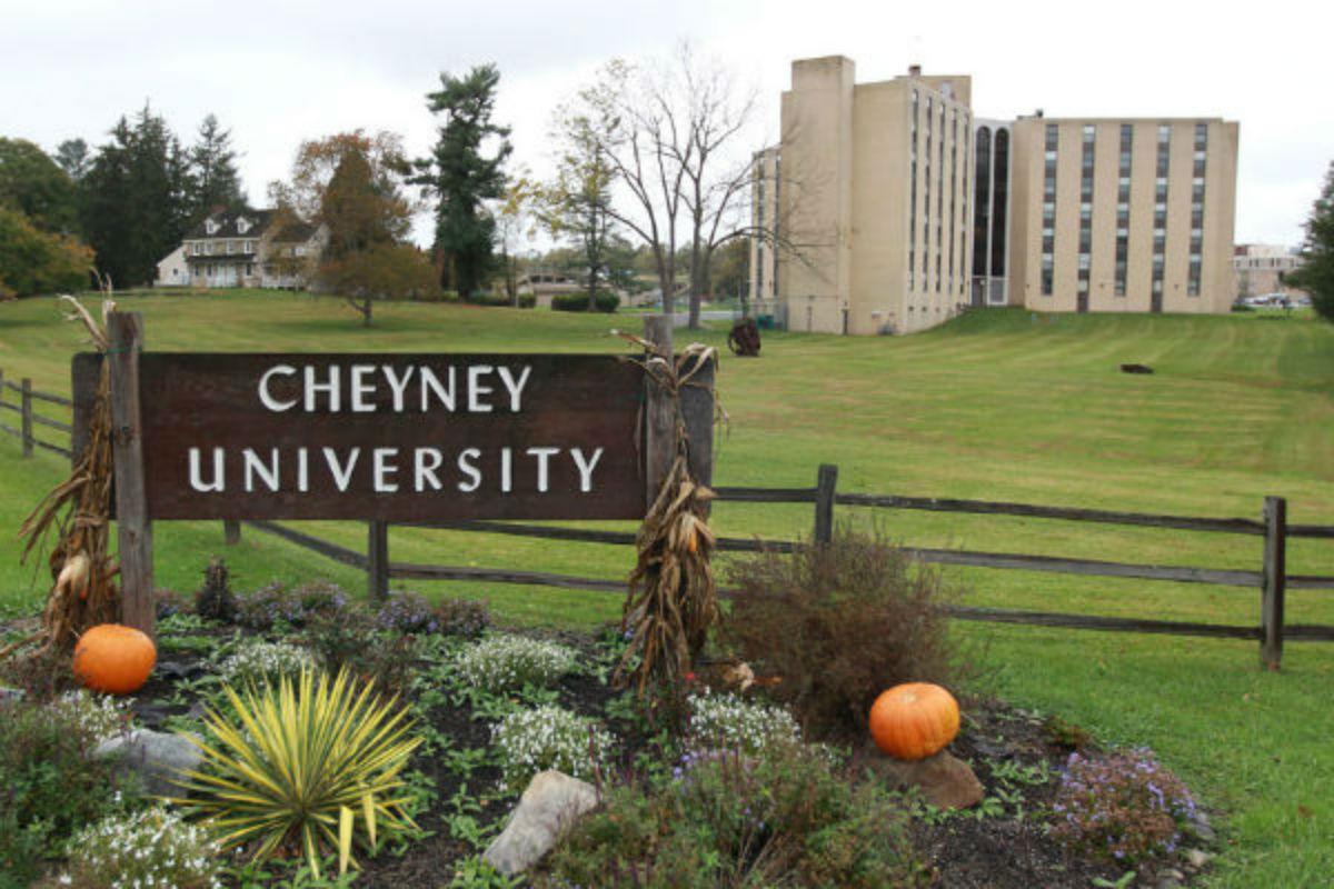Cheyney University.