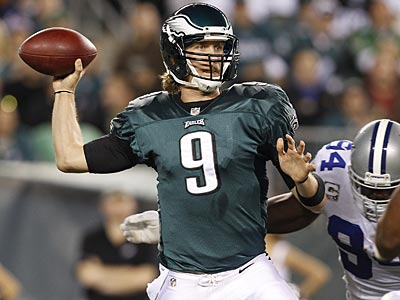 Eagles rookie quarterback Nick Foles. (David Maialetti/Staff Photographer)