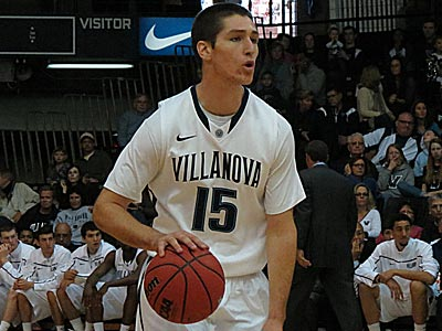 Villanova freshman point guard Ryan Arcidiacono. (Marc Narducci/Staff)