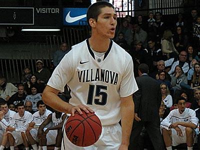Villanova freshman point guard Ryan Arcidiacono. (Marc Narducci/Staff)