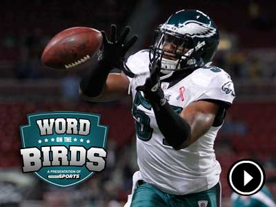 Jamar Chaney and the Eagles travel to Miami to take on the Dolphins.