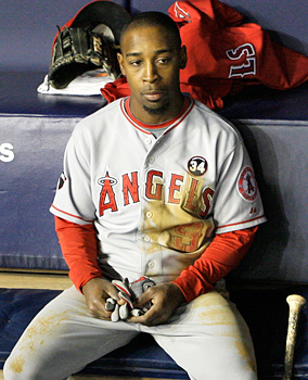 Will the Mets be able to lure free agent Chone Figgins to New York? (AP Photo/Elise Amendola)