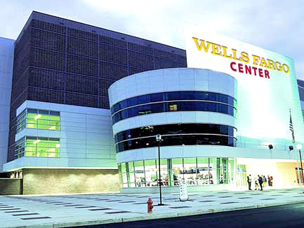 "You can win tickets to hundreds of games and events at Wells Fargo Center in Comcast´s ""The Big Ticket"" sweepstakes."