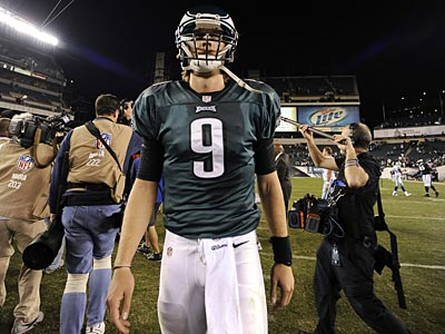 Eagles have a lot riding on Nick Foles' start against Redskins