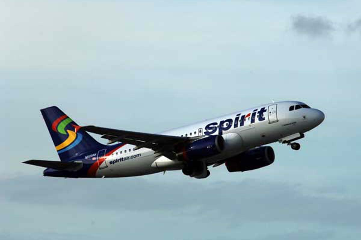 Sauk Rapids Woman Removed from Spirit Airlines Flight after Meltdown