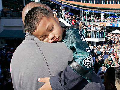 The Eagles are not among NFL teams using sleep experts to help gain an advantage.  (AP Photo/Mark J. Terrill)