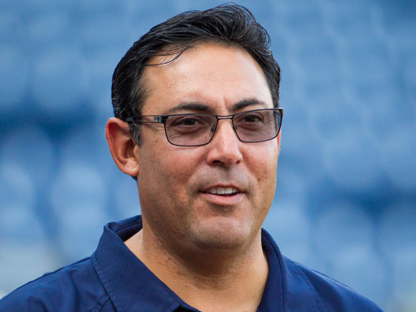 Phillies general manager Ruben Amaro. (Chris Szagola/AP file)