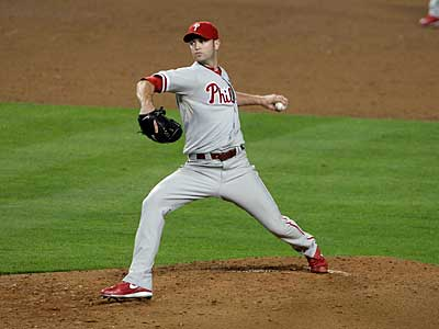 Phillies lefty J.A. Happ finished second in NL Rookie of the Year voting.  (David Maialetti/Staff Photographer)