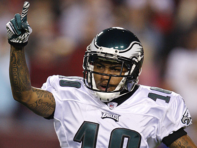 Eagles wide receiver DeSean Jackson will not suit up for Sunday´s Pro Bowl game. (Ron Cortes / Staff file photo)