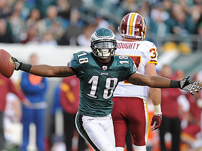 Jeremy Maclin. (Michael Perez/AP file photo)
