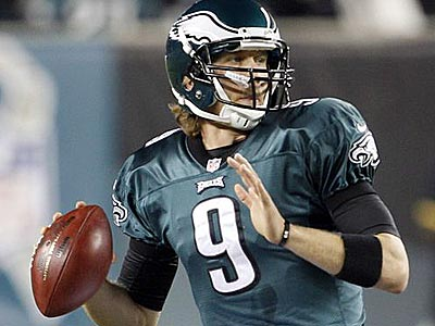 Rookie Nick Foles will make his first NFL start against the Redskins Sunday. (Yong Kim/Staff Photographer)