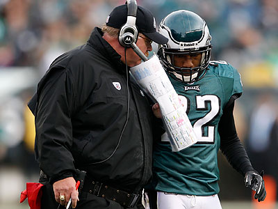 Eagles cornerback Asante Samuel was excused from practice Friday for personal reasons. (Yong Kim/Staff Photographer)
