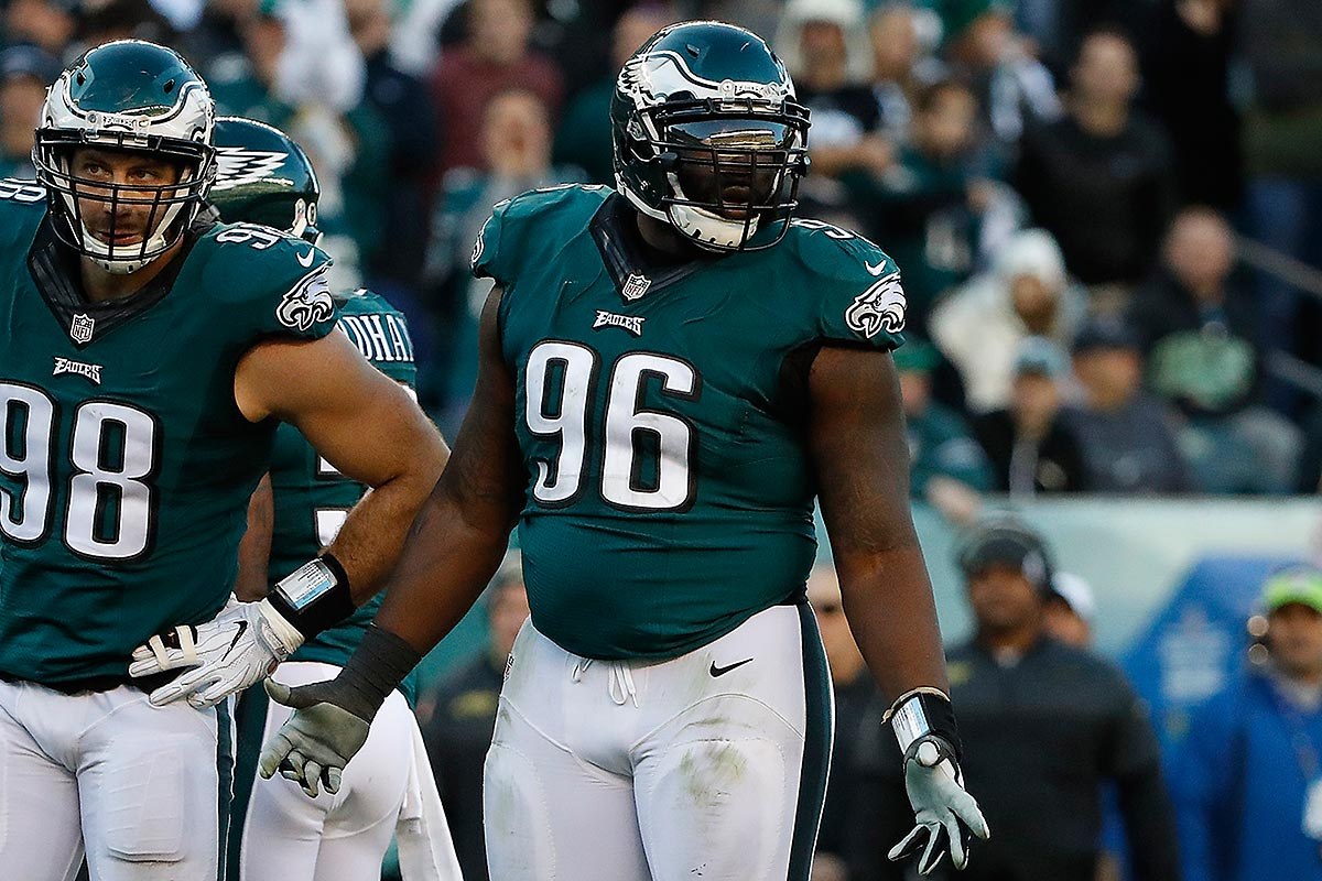 Eagles working to extend Beau Allen s contract