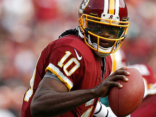 Redskins´ Robert Griffin III (David Maialetti/Staff Photographer)