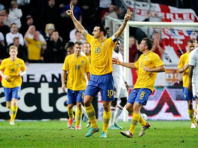 Zlatan Ibrahimović (Claudio Bresciani/AP)