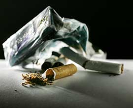 Harrisburg considers a statewide indoor smoking ban.
