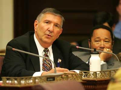 City Councilman Frank Rizzo
