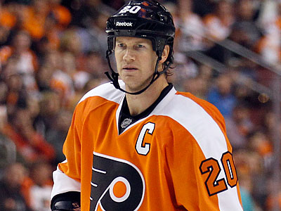 There will be significant salary cap implications for the Flyers when Chris Pronger announces his retirement. (Yong Kim/Staff file photo)