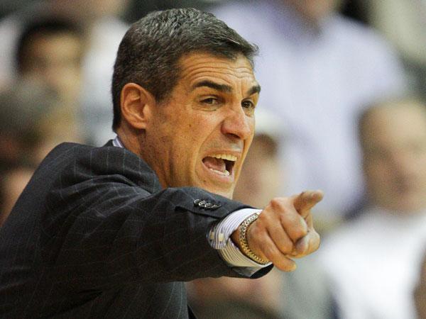 Villanova head coach. (Steven M. Falk/Staff Photographer)
