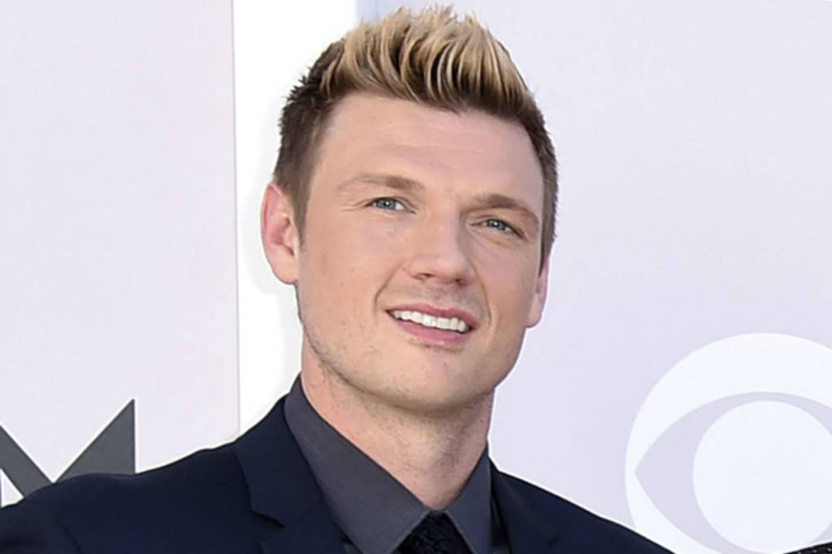 "FILE - In this April 2, 2017 photo, Nick Carter of the Backstreet Boys arrive at the 52nd annual Academy of Country Music Awards in Las Vegas. Carter says he´s ""shocked and saddened"" by accusations made by a singer who said he raped her about 15 years ago. Melissa Schuman of the girl group Dream wrote in a blog post that she was ""forced to engage in an act against my will."" She said the Backstreet Boy took her virginity."