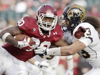 Temple defeated Kent State 34-16 on Friday at Lincoln Financial Field. ( Elizabeth Robertson / Staff Photographer )