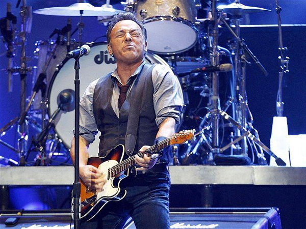 Bruce Springsteen has a new album coming out in January.