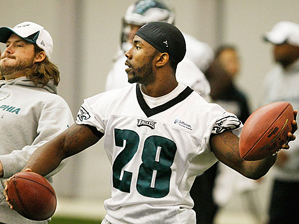 Eagles safety Earl Wolff. (Michael S. Wirtz/Staff Photographer)