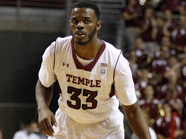 Temple Owls basketball player Scootie Randall. (Yong Kim/Staff Photographer)