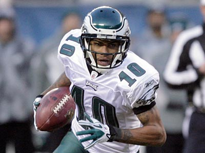 Eagles receiver DeSean Jackson was ranked 29th on the NFL Network´s Top 100 Players list. (Yong Kim/Staff File Photo)