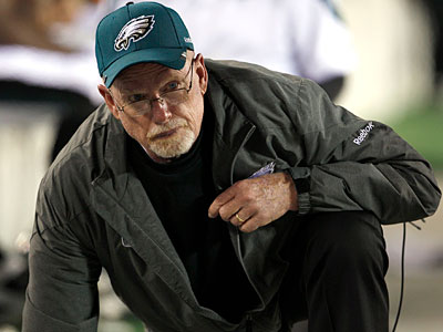 Eagles defensive line coach Jim Washburn will have decisions to make this summer. (Yong Kim/Staff Photographer)