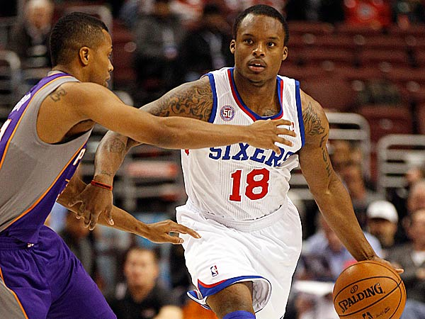 The 76ers released former Roman Catholic and Villanova star Maalik Wayns on Sunday. (Yong Kim/Staff file photo)