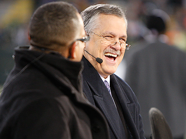 Matt Millen. (AP Photo/Jim Prisching)