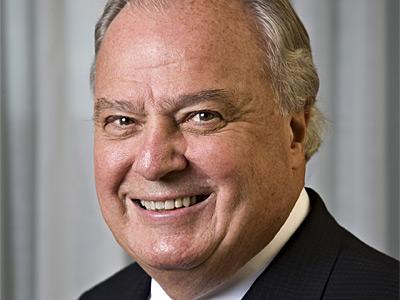 Leroy Zimmerman, chairman of The Hershey Trust.