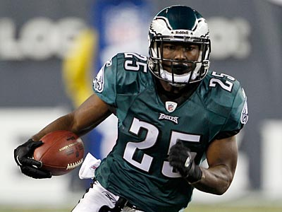 LeSean McCoy has one year remaining on his current deal. (Yong Kim/Staff Photographer)