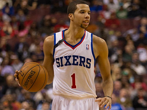 Sixers guard Michael Carter-Williams. (Chris Szagola/AP)