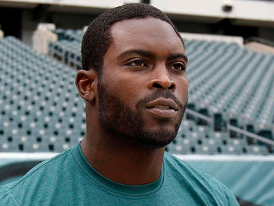 """""""[Andy Reid] and I never had that conversation. Everything we talked about in that room is personal, man to man,"""" VIck said. (AP file photo)"""