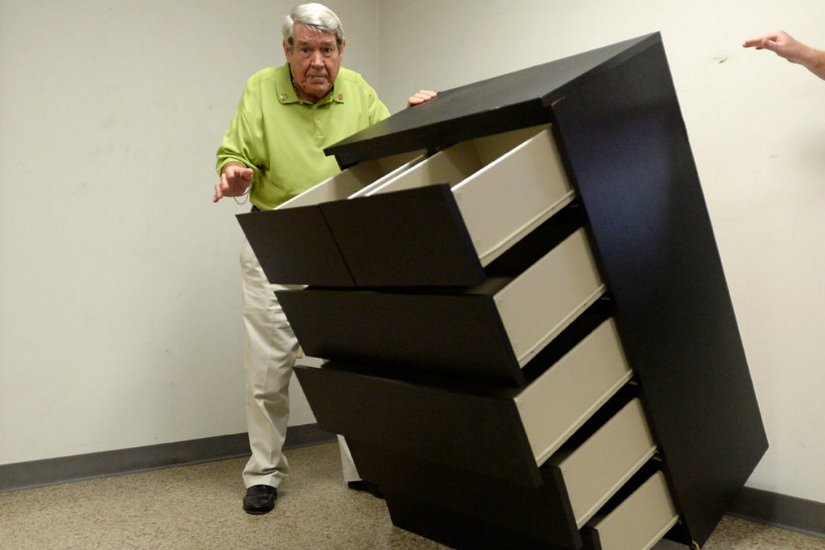 Exclusive Ikea To Halt Sale Of Deadly Dressers Offer