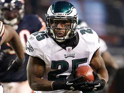 LeSean McCoy and the Eagles will try to bounce back Thursday against the Texans. (Ron Cortes / Staff Photographer)