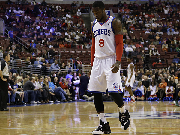 76ers guard Tony Wroten. (Matt Slocum/AP)<br />