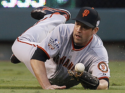 Former Phillie Pat Burrell will reportedly return to the San Francisco Giants next season. (AP Photo/Matt Slocum)