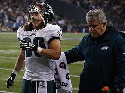 Eagles special-teams ace Colt Anderson is recovering from a torn ACL. (Ron Cortes/Staff Photographer)