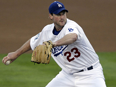 """""""I will tell you that we have talked to Derek Lowe´s representatives,"""" Phillies general manager Ruben Amaro, Jr., said. (David Maialetti/Staff file photo)"""