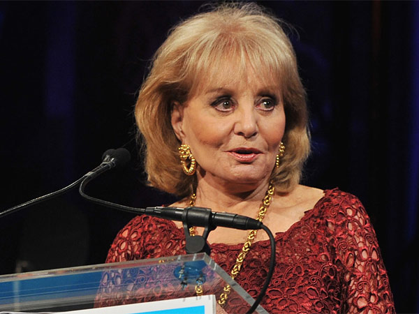 Barbara Walters named her ´Most Fascinating´ people for 2013, with Edward Snowden bumped from the top of the list.