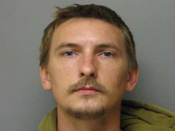 Christopher Sulo, of Newark, Del. (Credit: New Castle County police)