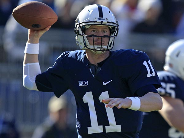 Penn State quarterback Matt McGloin invited to Redskins campMatt Mcgloin Redskins