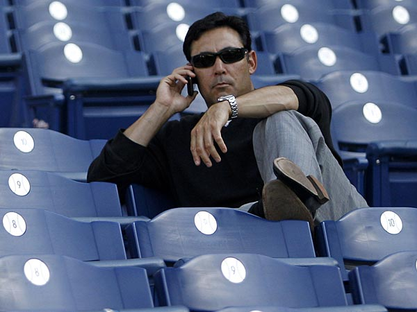 Ruben Amaro Jr. found his setup man and fifth starter Saturday. (AP Photo/Matt Slocum)